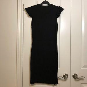RED Valentino Dresses - RED VALENTINO Knit Little Black Dress